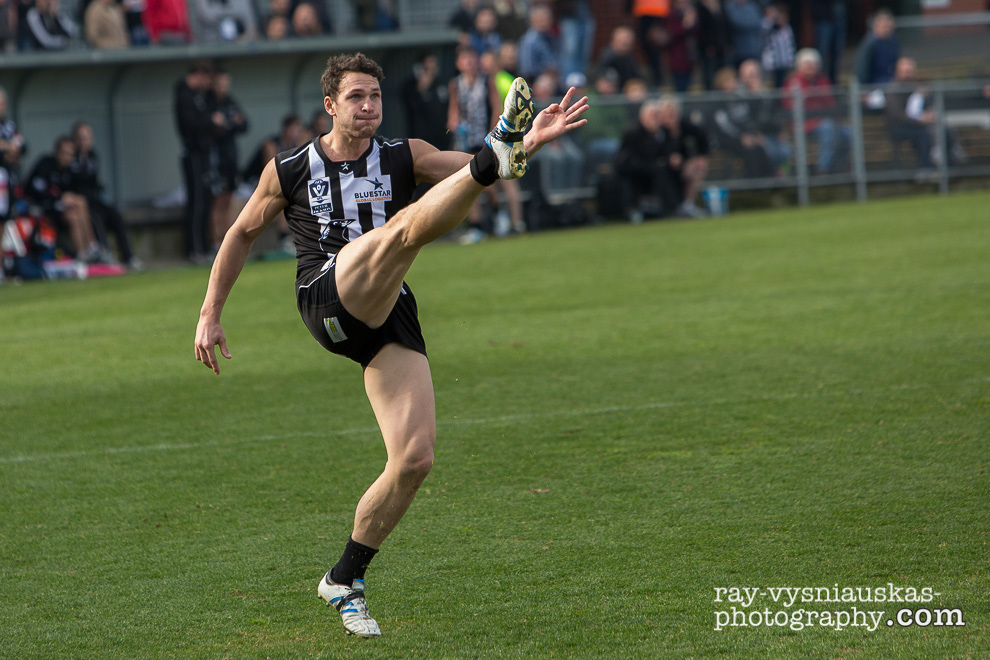 Collingwood v Port Melbourne VFL