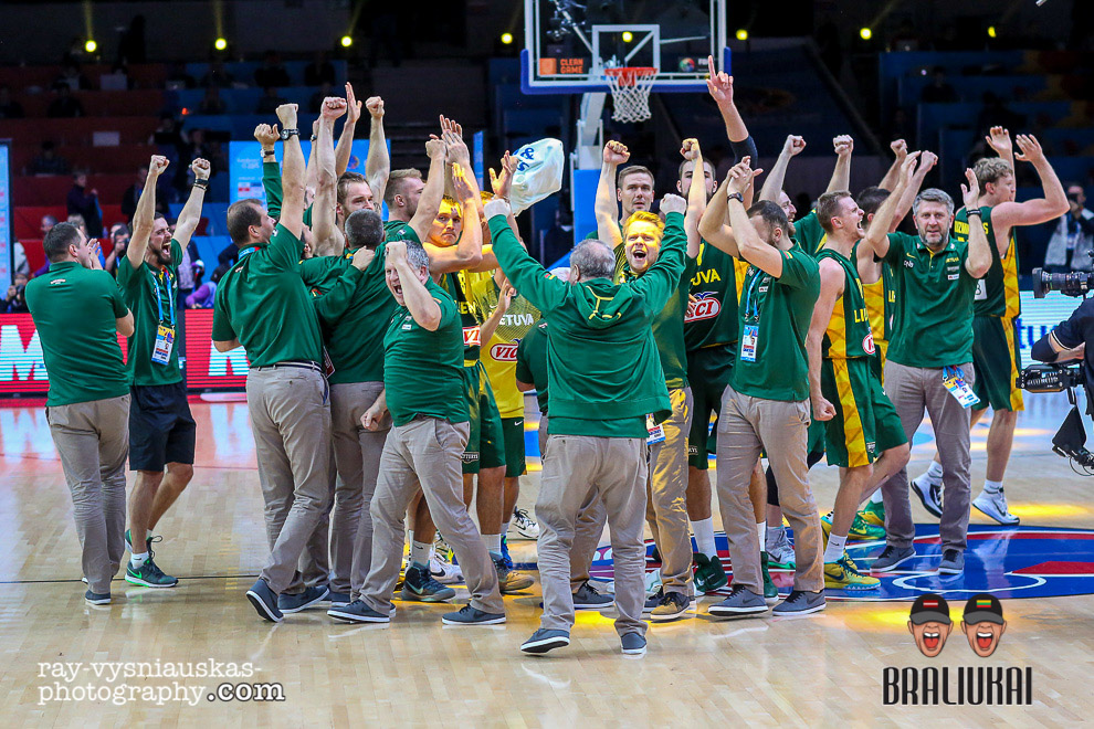 Lithuania v Italy Eurobasket 2015 Lille