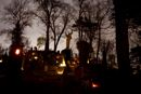 photos of all saints day lithuania